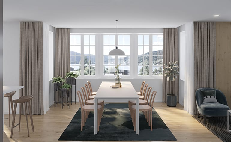 STORFJORD_dining area